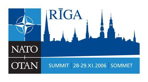 """""""NATO summit 2006"""" Riga, Latvija"""